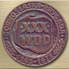 Medal XXX lat WOP